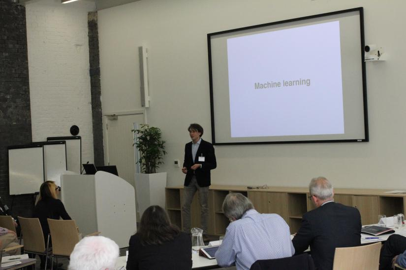 Young scientists pitch quantum technology business ideas