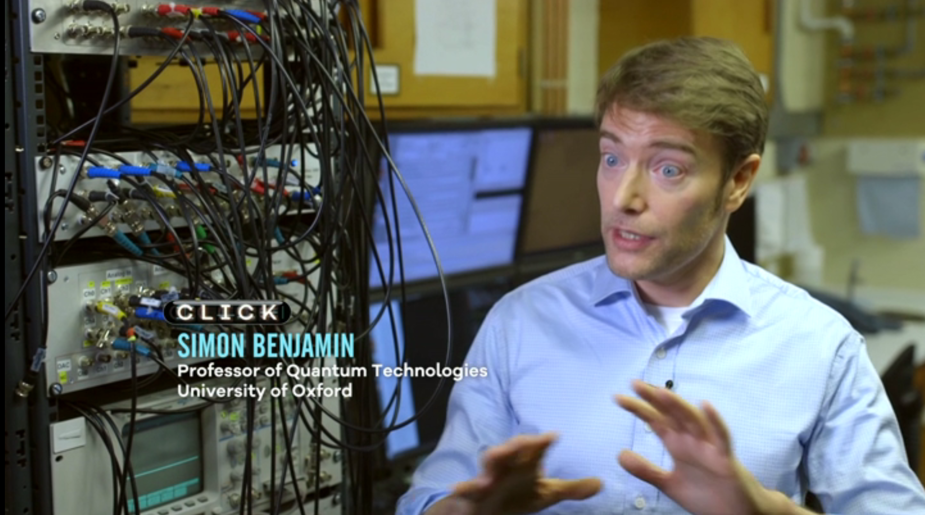 "Professor Simon Benjamin explains why ""quantum supremacy"" may not mean quite what you think it means"