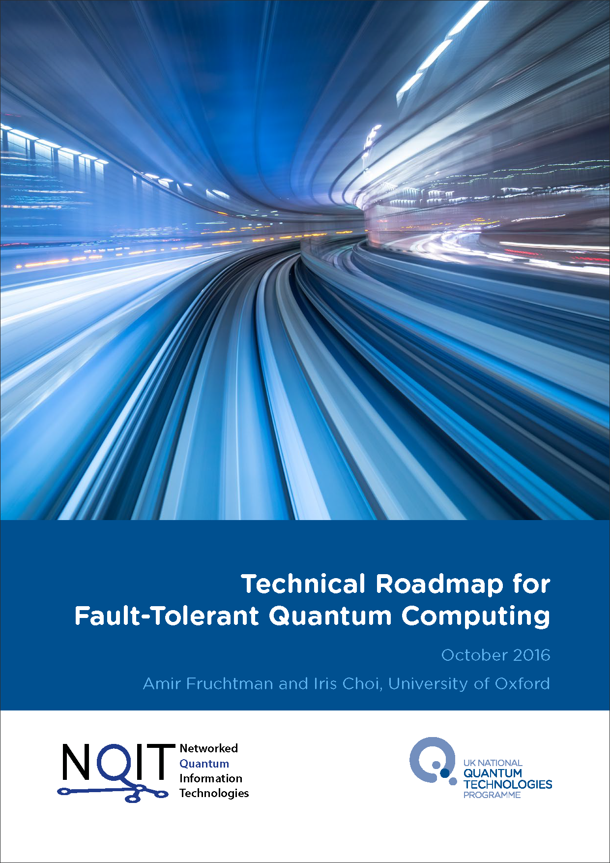 NQIT Technical Roadmap