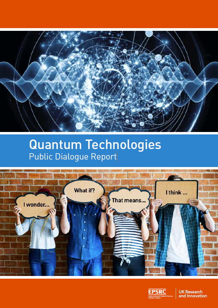 Quantum Technologies Public Dialogue Report