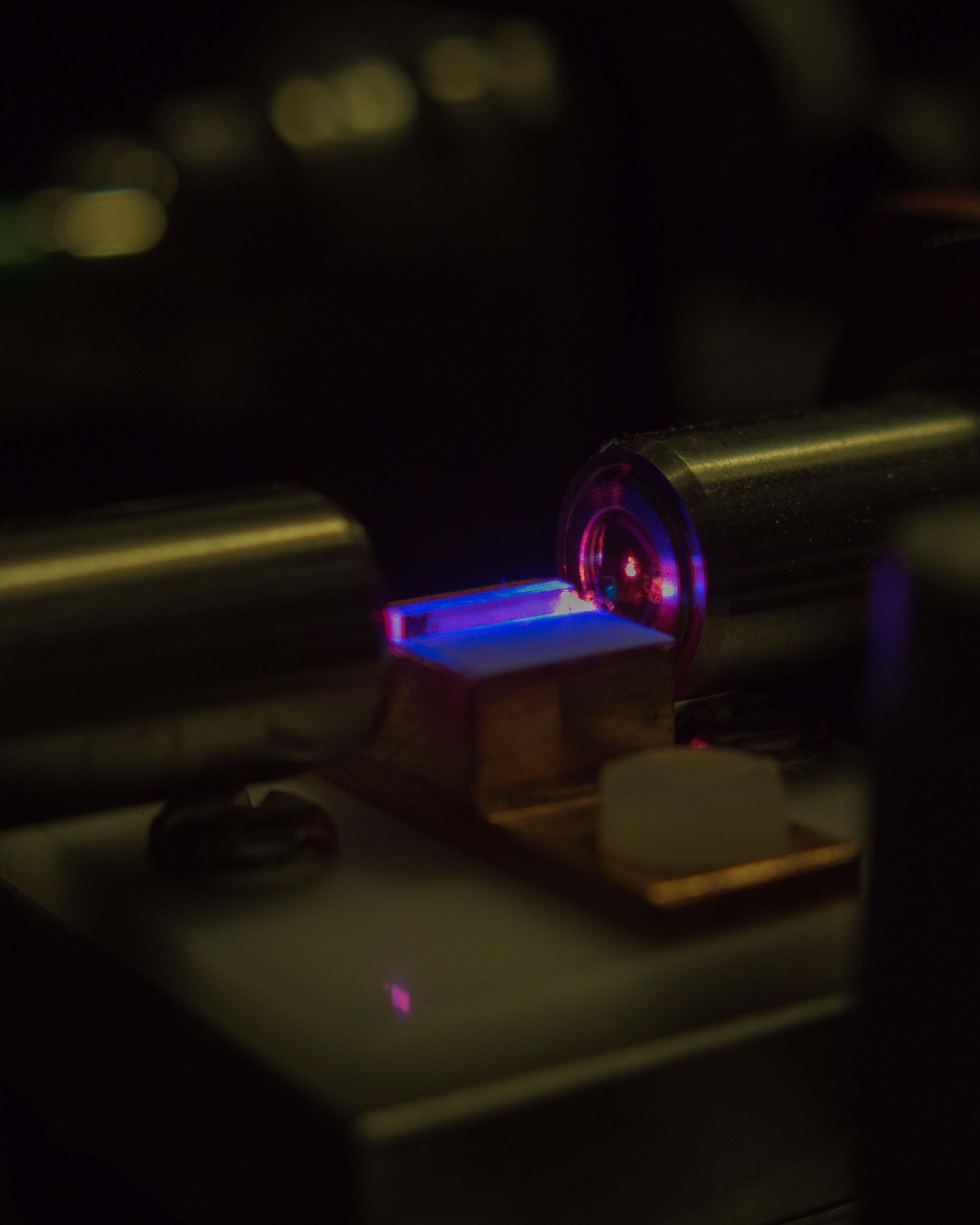 Quantum Studio Lighting: NQIT Quantum Photography Competition - Round One